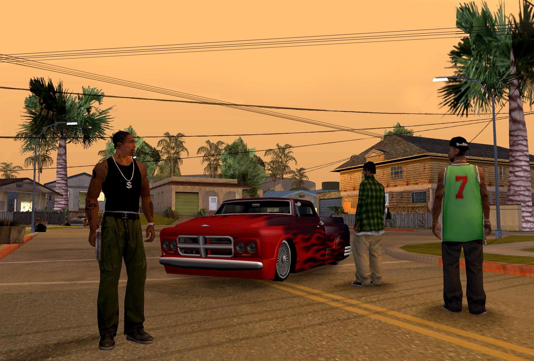 save zerado gta san andreas pc