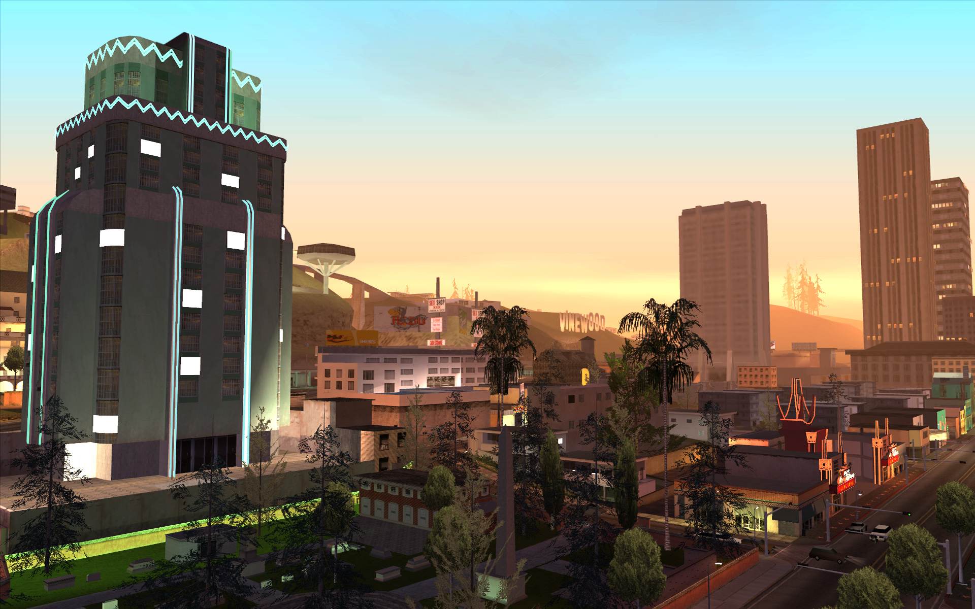 Salve zerado do gta san andreas. Cidade do game GTA San Andreas. City GTA San Andreas