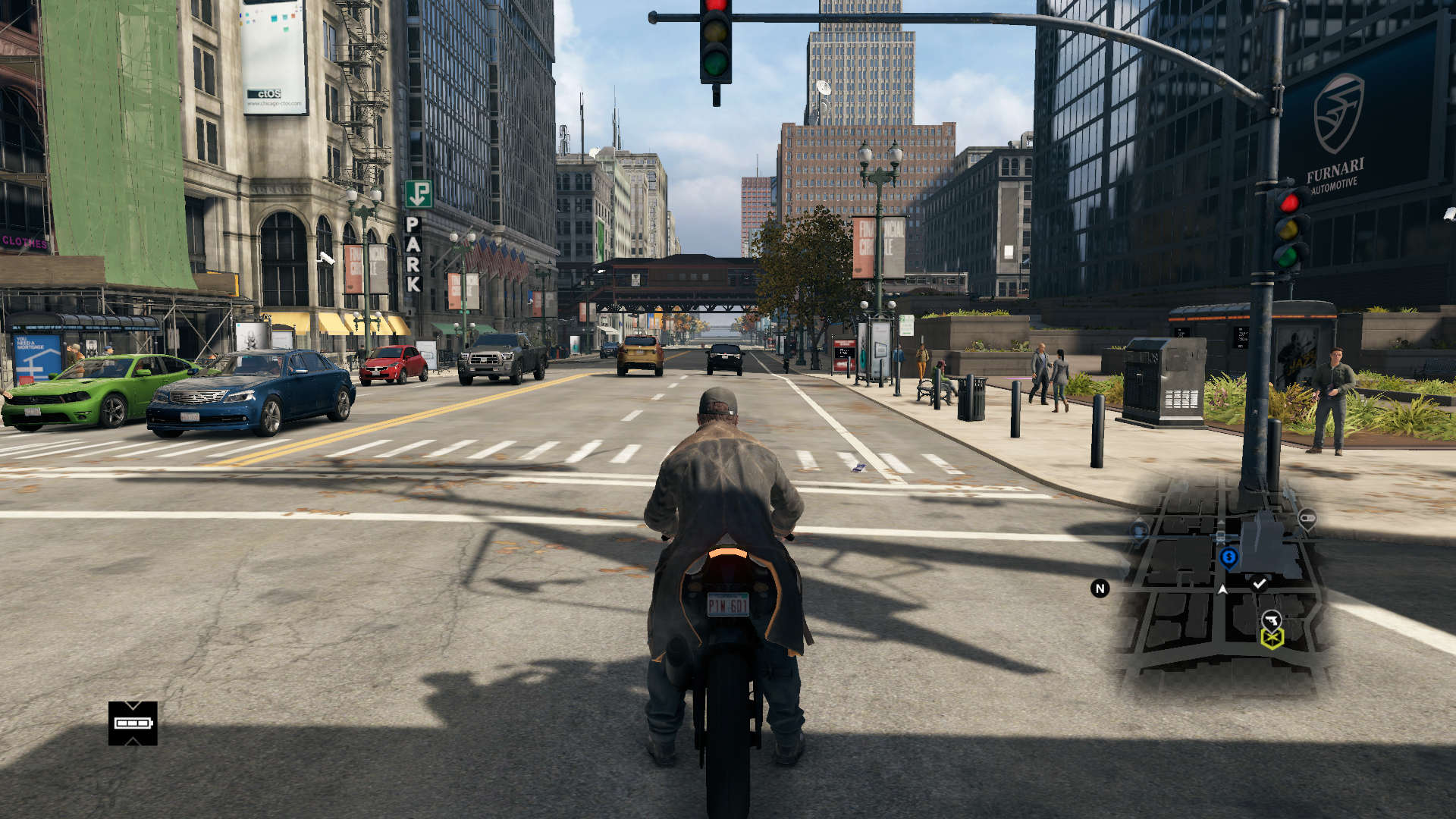 Watch Dogs Online Gameplay Xbox One